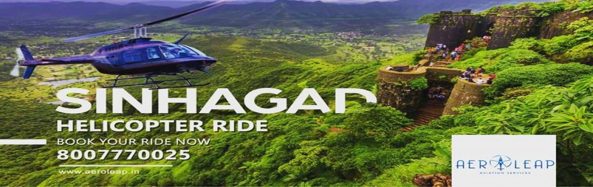 Book Online Tickets for Helicopter Ride, Kondanpur. Pune is the cultural capital of Maharashtra and is one of the most quaint, quiet and beautiful cities of the country. And to get to see it from the height of about 1000 ft above the ground will totally be something life altering. This joyride i