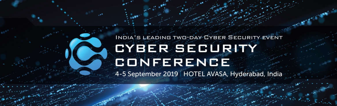Book Online Tickets for Cyber Security Conference 2019, Hyderabad. Hyderabad is recognized as one of the global centers of information technology, making it an ideal venue for hosting the cyber security community within the frame of the Cyber Security Conference. India's leading two-day Cyber Securit