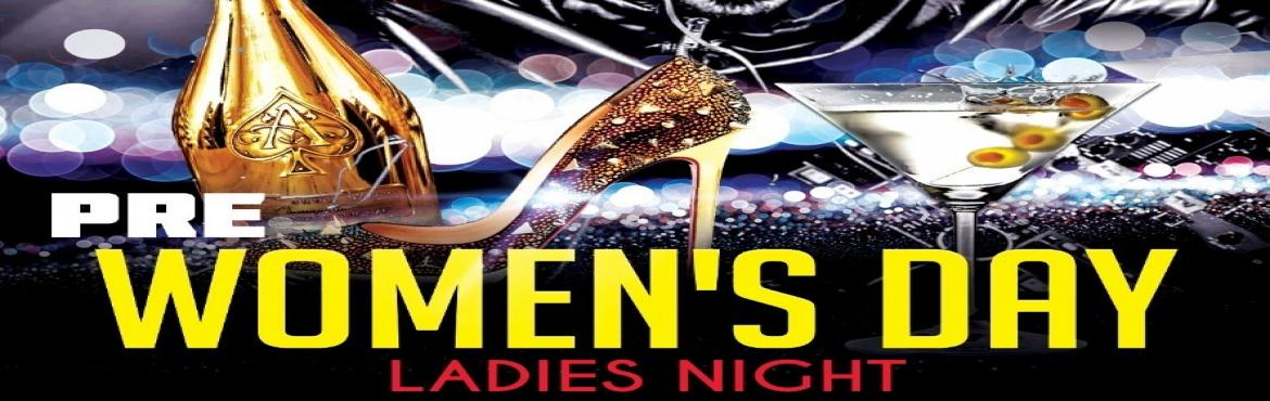Book Online Tickets for PRE - Womens Day | LADIES NIGHT feat. DI, Pune. Pre – Women's Day - LADIES NIGHT feat. DIPESH MEHTA . . . . Thursday 7th March 10 PM + at Lollapalooza Pune   Free Entry for Ladies – Couples & Mixed Group    ||………. Best of Dance Music || Spe