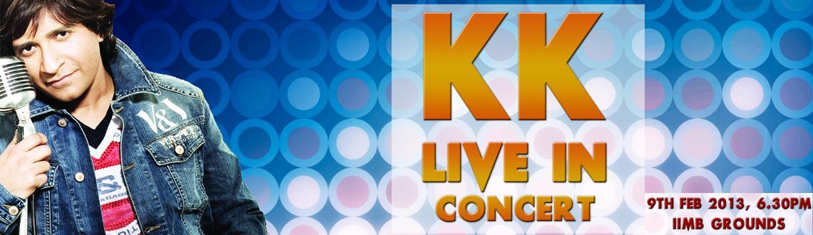KK Live in Concert @ Unmaad - IIMB