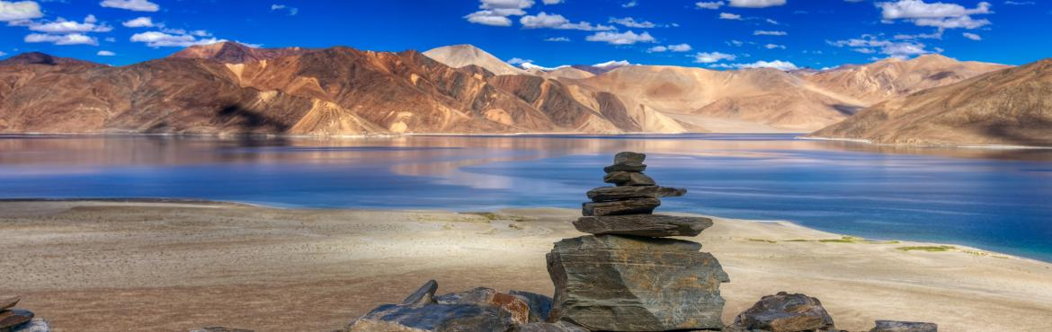Book Online Tickets for 8 Day Bike Trip to Leh Ladakh, Srinagar. ABOUT: Nestled in between the highest mountain ranges in the world namely the Himalayas and the Karakoram, Leh, is blessed with beautiful landscapes, sky-kissing monuments, tranquil lakes and evergreen forests. The rugged landscape under the stark bl