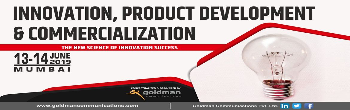 Book Online Tickets for Innovation, Product Development and Comm, Mumbai. In a world defined by rapid changes in technology and market conditions, innovations and effective organizational agility are requirements of survival. Yet 75% to 90% of Innovation projects, new productsandorganizational change initiative