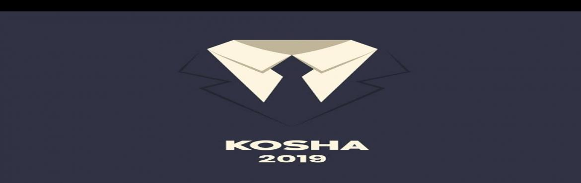 Book Online Tickets for Kosha-2019 Hospitality Meet and Greets , Hyderabad. Zodioeuf presents India\'s first ever student-organized hospitality meet andgreetevent happening in Hyderabad Kosha 2019 is aimed at creating a network with students, management, hotels and restaurant associations, owners, board mem