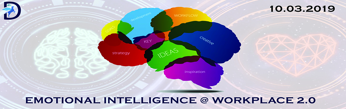 Book Online Tickets for Workshop on Emotional Intelligence at wo, Coimbatore. Dear Members..  Greetings from Dikshaitedge…!  Diksha IT Edge one of our successful milestones led by a team of IT experts and Subject Matter Experts from different corporate arena. With Unparalleled innovation.  About