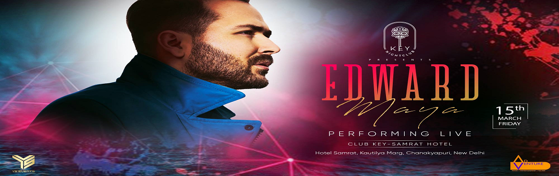Book Online Tickets for Edward Maya Live at Key Nightclub, New Delhi.