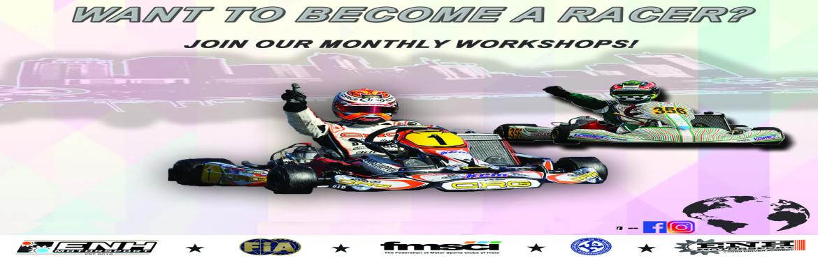Book Online Tickets for Newcomer Karting Workshop, Hyderabad. The Newcomer Workshop organized by ENH-Motorsport in collaboration with Hasten Go-Karting in Hyderabad is a unique opportunity to be part of a program that is specially designed for Motorsport enthusiast with the aim to make Karting more accessible t