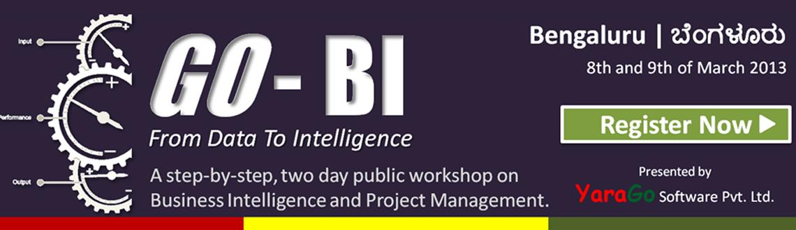 Book Online Tickets for 2 Day Public Workshop on Business Intell, Bengaluru. 2 Day Public Workshop on \\\