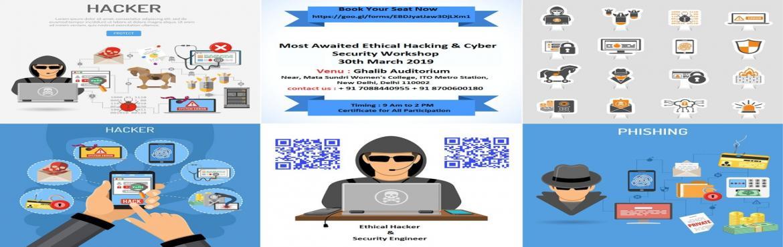 Ethical Hacking Workshop - New Delhi | MeraEvents com