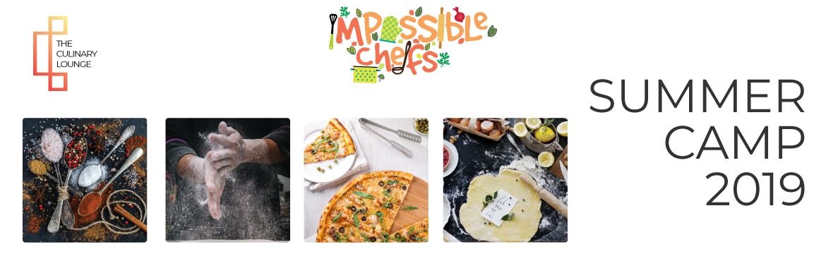 Book Online Tickets for Impossible Chefs ( Dairy ) Summer Camp 2, Hyderabad. AFUNsummer camp? YES, ButMORE! We're excited to offer a summer filled with fun, learning and lots of incredible flavors with a Culinary Camp for 9+ years.The way children learn is changing.The Culinary lounge