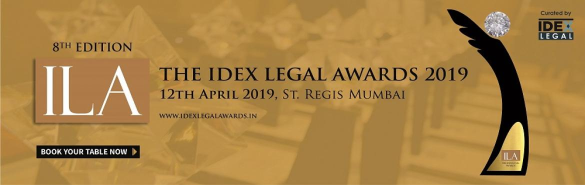Book Online Tickets for IDEX LEGAL AWARDS 2019, Mumbai. The IDEX LEGAL Awards are focused on being, at the very least, on par with the leading global legal awards whether that be IFLR, Chambers or The Lawyer Awards, and our vision is that the IDEX  LEGAL Awards become the de facto sign of r