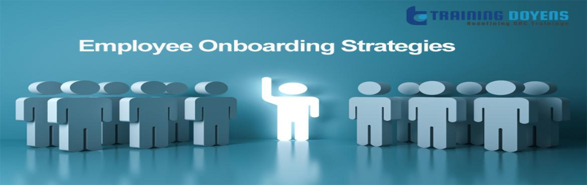 Book Online Tickets for Employee On-Boarding: The Key to Develop, Aurora. OVERVIEW Onboarding new employees is a topic often talked about but never done the right way. Many confuse onboarding with new hire orientation. Although new hire orientation is necessary, employee onboarding process is an important ingredient to&nbs