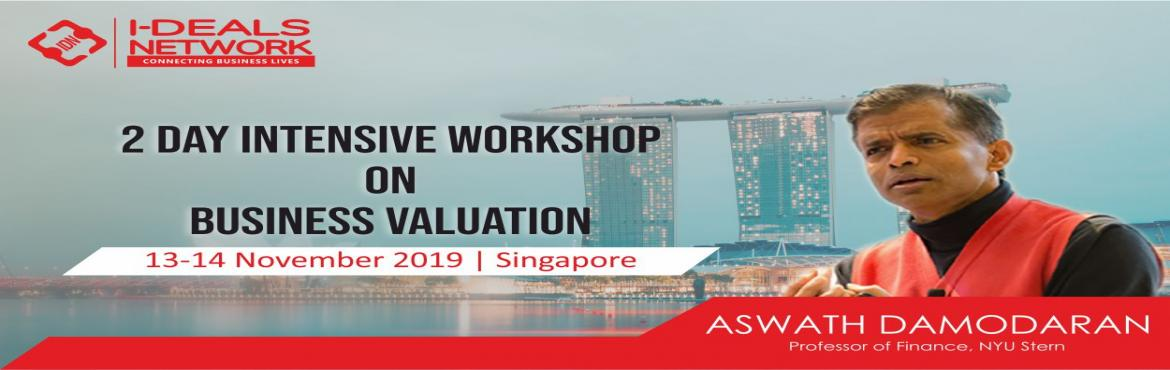 Book Online Tickets for Business Valuation with Aswath Damodaran, Singapore. Introduction There are as many models for valuing stocks and businesses as there are analysts doing valuations. While we often talk about the differences across valuation models, we seldom talk about what they share in common. In this seminar,