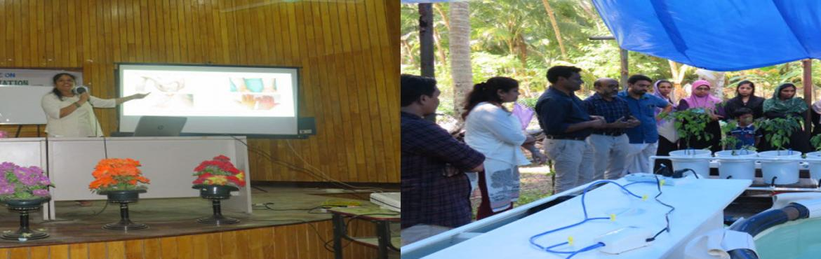 Book Online Tickets for Advanced Aquaponics and Hydroponics Work, Bengaluru. About The Event  Agenda – Day 1    Introduction  Introduction to soilless farming methods Introduction to hydroponics, aquaponics and Aeroponics Global industry Comparison to growing in soil  Plant growth and nutrition requirements