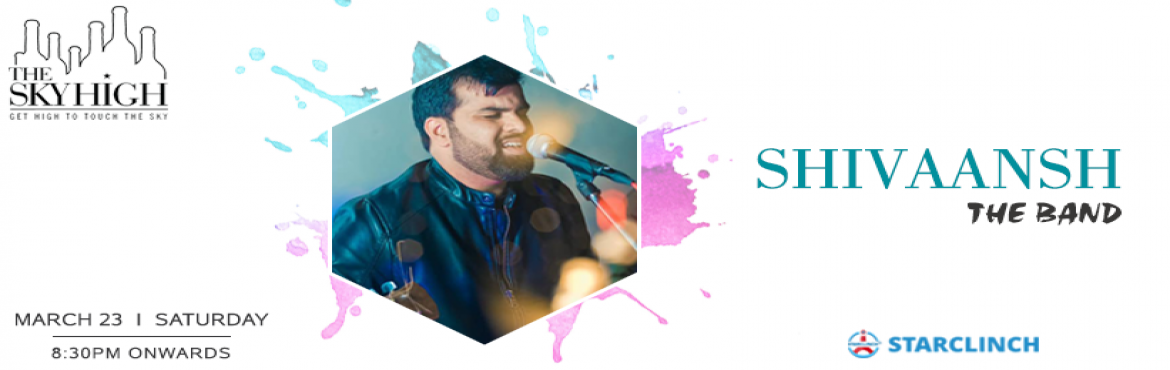Book Online Tickets for Shivaansh The Band - Performing LIVE at , New Delhi.   Shivaansh the band is performing live at The Sky High, Ansal Plaza, Andrews Ganj, on 23rd March at 8:30 PM onwards. If you love Bollywood, Sufi and Punjabi music then this evening is going to be a perfect moment to show your love for Bollywood