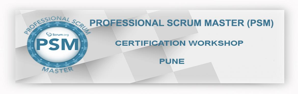 Book Online Tickets for Professional Scrum Master Workshop Pune , Pune. About Professional Scrum Master™ (PSM) Workshop: Scrum Masters need to a have in-depth knowledge and understanding of Scrum values and practices. Professional Scrum Master™ (PSM) helps to set a solid foundation of Scrum. It covers the bas