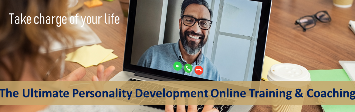Book Online Tickets for The Personality Development Online Train, Mumbai. 14 Session Value-Packed Personality Development Online Training Course By The Personality Boss Take Your Life From Ordinary to ExtraordinaryImprove: Confidence, Communication, Career options, Leadership, Income, Power, Focus, Health, Influence,