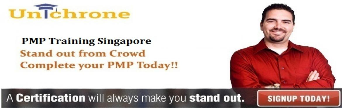 Book Online Tickets for PMP Certification Training in Singapore,, Kuala Lump. Unichrone deliversPMP Certification Training Course in Singapore Singaporeby its most experienced PMP Certified Professional Trainer. ThisPMP Training in Singaporewill enable you to clear PMP exam with ease, and thereby,
