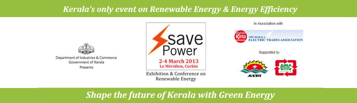 Save Power Show - Exhibition & Conference on Renewable Energy