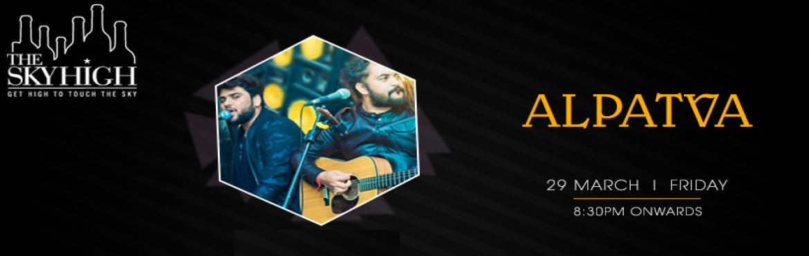 "Book Online Tickets for Alpatva Band - Performing LIVE At The Sk, New Delhi. ""Music is the language of the spirit. It opens the secret of life bringing peace, abolishing strife."" Bring peace and love in your life on this upcoming Friday, If you truly love Hindi rock and Sufi music then this live music performance"