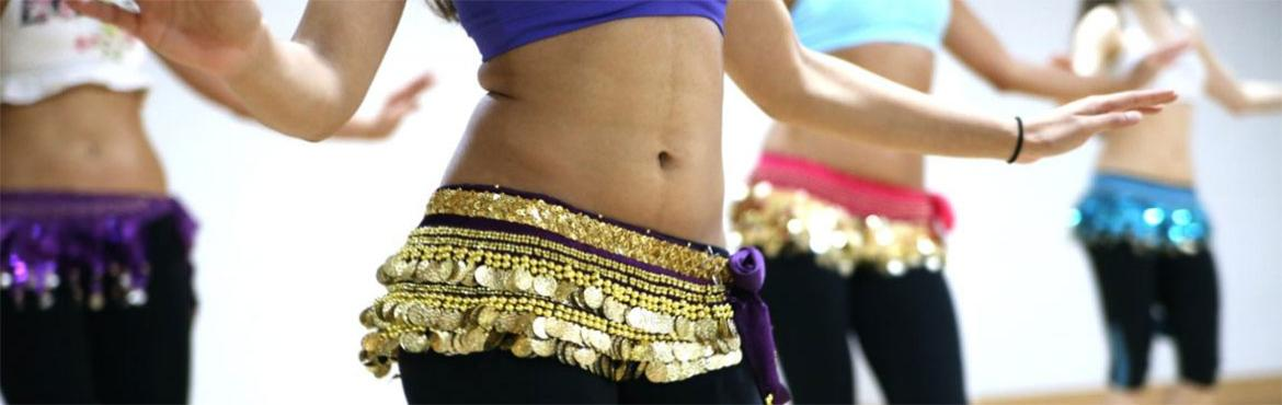 Book Online Tickets for Take out one happy hour for yourself eve, Mumbai. Your experience  Belly dancing is more than an exotic dance. It is a killer workout that\'s oodles of fun. With each sensuous movement, you will tone your abs, strengthen your core muscles and feel ever so confident. No matter what your age, sh