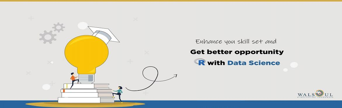 Book Online Tickets for R Programming for Data Science, Bengaluru. COURSE DESCRIPTION      This course will embark your journey into the beautiful, exiting, artistic, logical and rewarding world of data science. In order to explore data science, we are going to use R programming language. R is an open source softwar