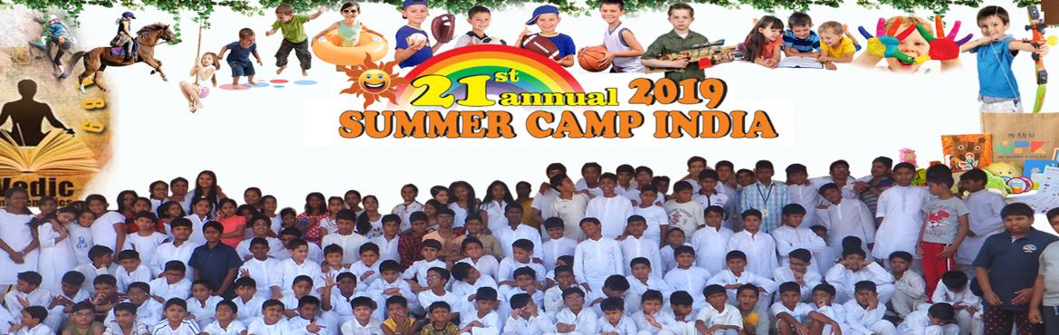 Book Online Tickets for Residential Summer Camp 2019, Kallakal. Day Summer Camp introduction  Kriya Yoga Samsthan is celebrating 21th Annual Summer Camp 2019 and JAIN INTERNATIONAL SCHOOL MEDCHAL, Hyderabad.Age group 8-16 years boys and girls camps starts from 1st may to 20th may 2019 admissions are open. Yo