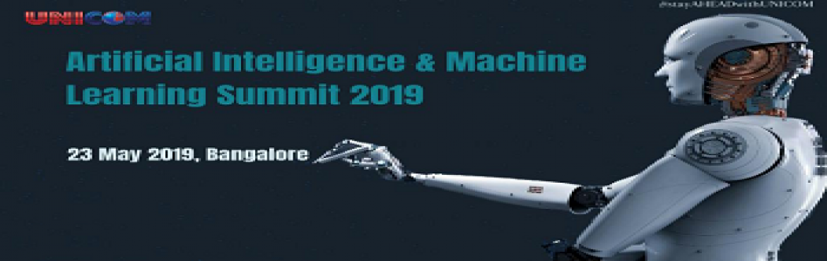 Book Online Tickets for Artificial Intelligence and Machine Lear, Bengaluru. Artificial intelligence and machine learning have become one of the hottest topics in business. An army of startups has been funded to pursue the commercial opportunities, whilst the bosses of big companies increasingly look to implement AI strategie