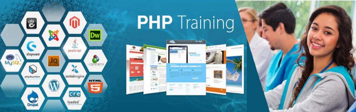 Book Online Tickets for Best PHP training institute in Delhi, Delhi.  Best PHP Training PHP training institute in Delhi Training Mode: Online and Classroom Duration: 1½ Months AboutPHP Training Bytecode Cyber Security Pvt Ltd Institute is one of theBest PHP Training best PHP Training Institute