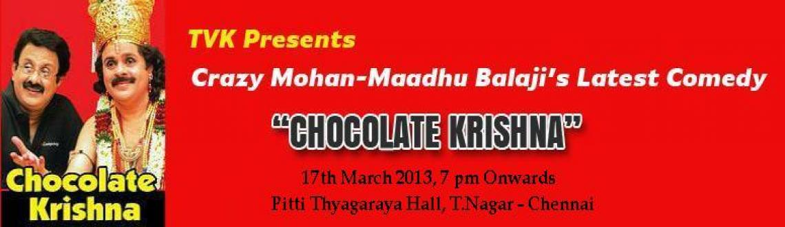 Book Online Tickets for Crazy Mohan\'s \