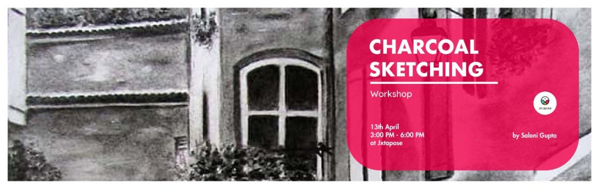 Book Online Tickets for CHARCOAL SKETCHING, Hyderabad. Saloni Gupta, a talented artist who fabbles with multiple media, will be conducting a workshop at Jxtapose in the 13th of April from 3: 00PM to 6: 00PM on the techniques of Charcoal Sketches.She teach you the basics of how to create simple yet spell