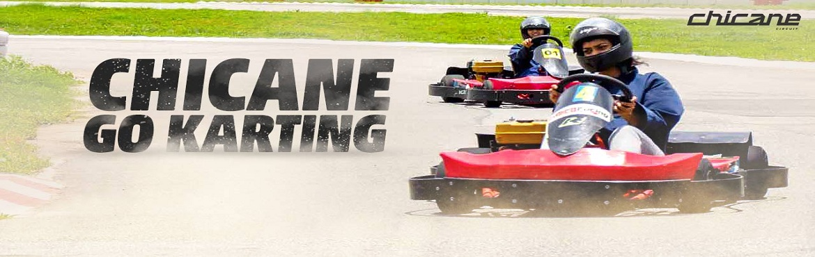 Book Online Tickets for Chicane Gokarting at Leonia, Hyderabad. Chicane Circuit is located adjacent to the Leonia Resort in Secunderabad, a perfect holiday destination. The Chicane Circuit is an International racing and recreational Go-Kart track, with a 1200 meter track for professional Go-Karting and 600 meter