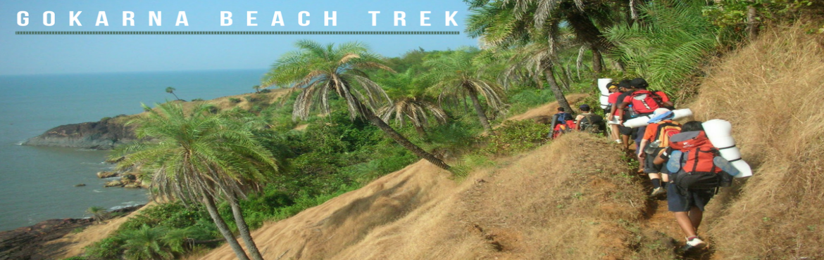 Book Online Tickets for A Hippie Trip to Gokarna | Beach Treks T, Bengaluru. A HIPPIE TRIP TO GOKARNA  Admire the immaculate beauty of Gokarna with our customisable 2 Nights 2 Days trip to this wonderful coast. Your tour itinerary will start with the exploration of sightseeing attractionson the way to Gokarna