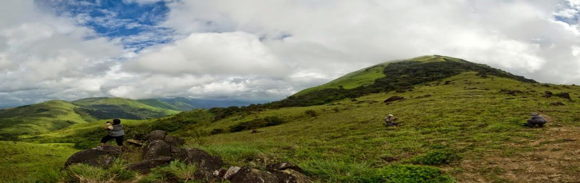 Book Online Tickets for Thadiyandamol Trekking | Gems of Coorg, Bengaluru.     Highlights   Trekking Camping Mountain climbing Visit Golden Temple       Outdoors / Open Air    Transportation Avaliable :Yes    Tour Duration :2 days, 2 nights    Venue Type :Homestay    Sta