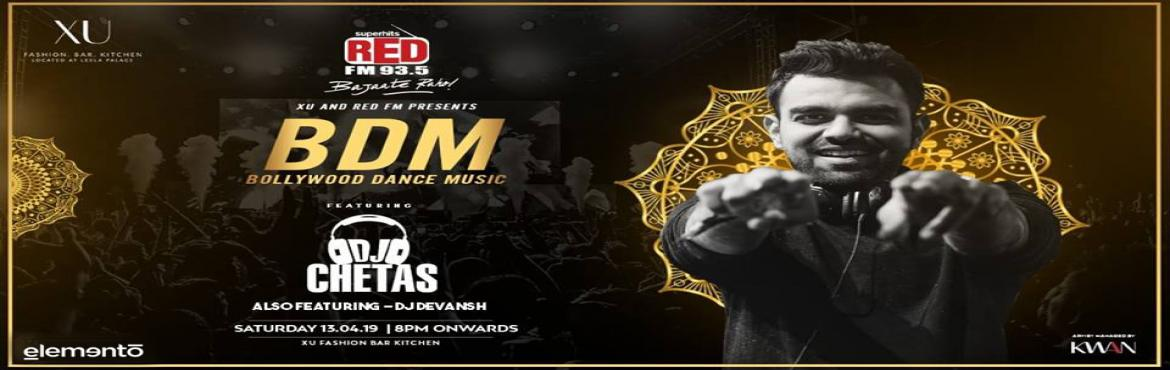 Book Online Tickets for Dj Chetas LIVE AT XU, Bengaluru.  Get ready for the most happening Bollywood Night in the town.. The king of #Bollywood remix and the one and only Dj to feature in #DJMag, #DjChetas is coming to #Bangalore this #Saturday guys..come over if you don\'t want to miss the most crazi