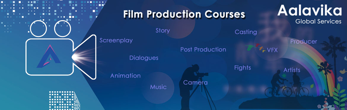 Book Online Tickets for Film Production Courses, Hyderabad. Not sure what to take as your major in degree? Come explore our internship program in Film Making.It involves several stages including an initialstory,idea, or commission, throughscreenwriting,casting, shooting,&nb