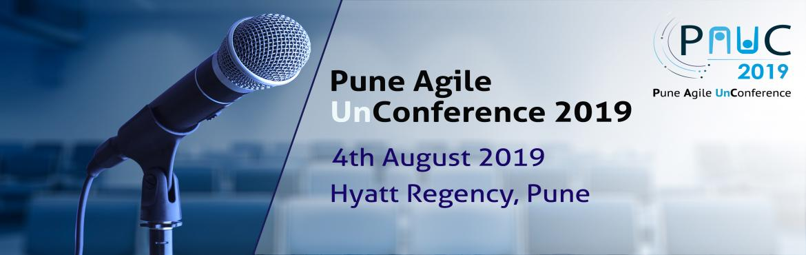 Book Online Tickets for Pune Agile UnConference 2019 (PAUC19) | , Pune. Scale Up Consultants presents a one-day extravaganza of Agile Knowledge sharing and networking in Pune.  *****************************************  PUNE AGILE UN-CONFERENCE 2019 (PAUC19):  ** Scrum Alliance User Group ev