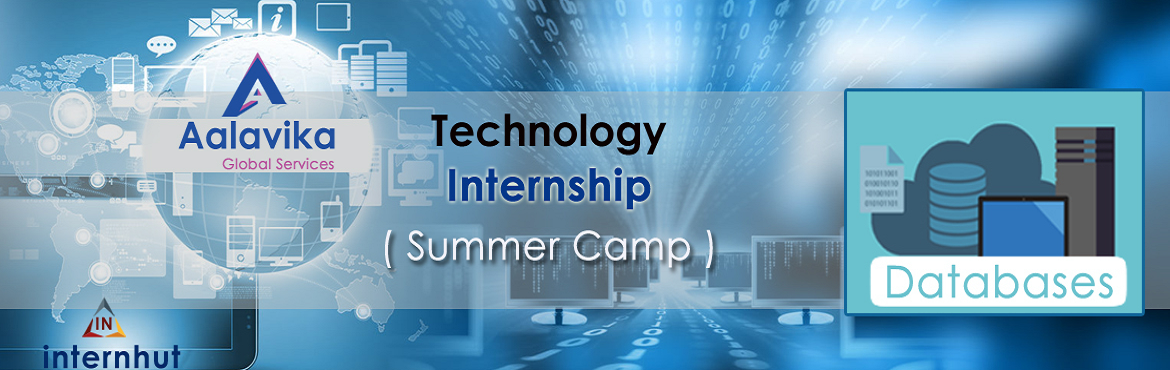 Book Online Tickets for TECHNOLOGY (SUMMER CAMP) INTERNSHIP - IN, Hyderabad. The world is changing with technology, it's not that we use technology. We live technology. Every generation needs a new revolution and this one is ever evolving. See what you can do with data..