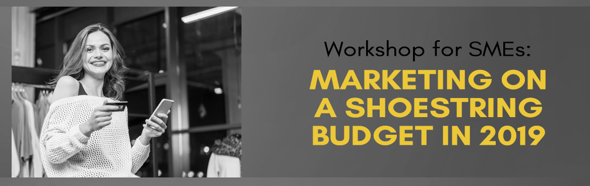 Book Online Tickets for Marketing on a Shoestring Budget in 2019, Mumbai. This workshop is an interactive platform for small business owners, entrepreneurs and women-led businesses to find solutions to the issues they face while marketing their products and services.   # Is the content you create working for your bra