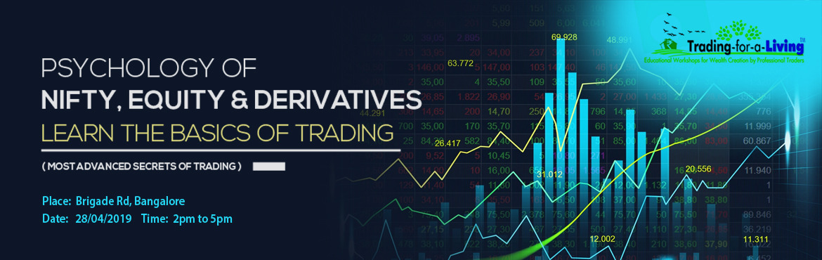 Book Online Tickets for Introduction to Nifty Options Trading wi, Bangalore. What You will Learn   1. Introduction to Market Segments 2. Nifty Direction Prediction 3.Our Trading Strategy  based on 3000 hours oftrading session experimenting 4.Study of Global Market analysis and its impacts 5.fibonaci retracements foc