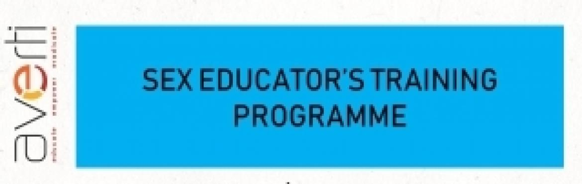 Book Online Tickets for Sex Educators Training Program, Mumbai. Sex education is high quality teaching and learning about a variety of topics related to sex and sexuality. Sex Ed is not just for adults or Teens, Sex Ed starts as soon as a baby is born. Sex education may take place in schools, in community s