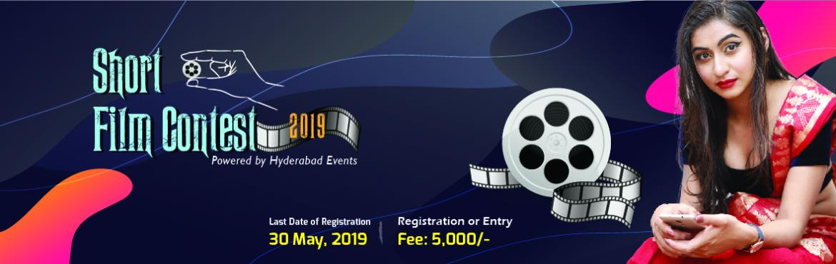 Book Online Tickets for Short Film Contest  Powered by Hyderabad, Hyderabad.   Short Film Contest – Powered by Hyderabad Events Hyderabad Events brings a perfect platform for all the Short Filmmakers to project their work in the world stage. This contest is meant to encourage and support all the filmmakers across t