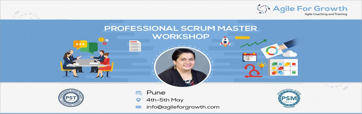 Book Online Tickets for Professional Scrum Master (PSM) | Pune |, Pune. The 2-day Professional Scrum Master (PSM) course covers the principles and Empirical process theory on which the Scrum Framework is based and the role of the Scrum Master in Scrum. PSM is the most suitable course for effective Scrum Masters and for a