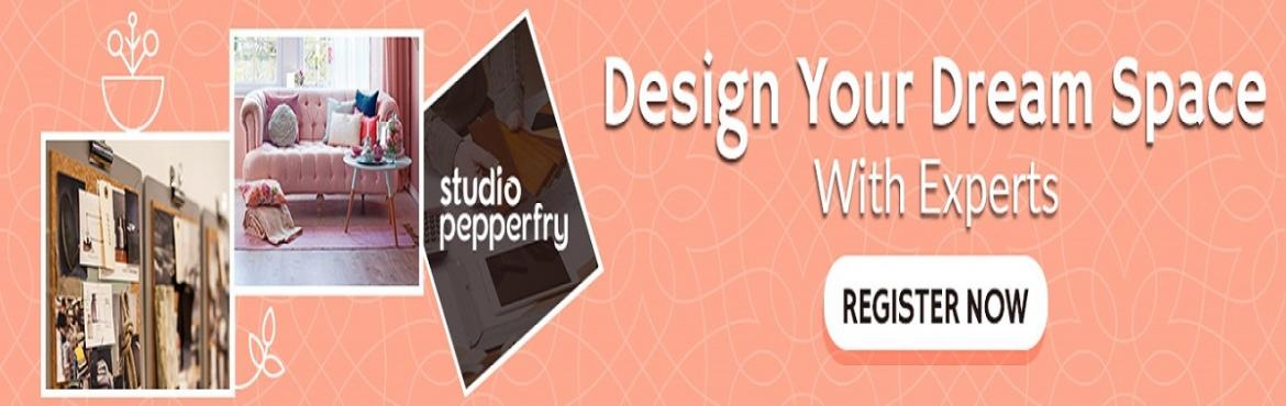 Book Online Tickets for Design Your Dream Space with Experts, Navi Mumba. Transforming a home is an emotional journey. This session will enable you to truly enjoy the experience of homemaking by feeling more indulged and involved. An exercise which will help in visualizing your ideas in one place and create a design plan w