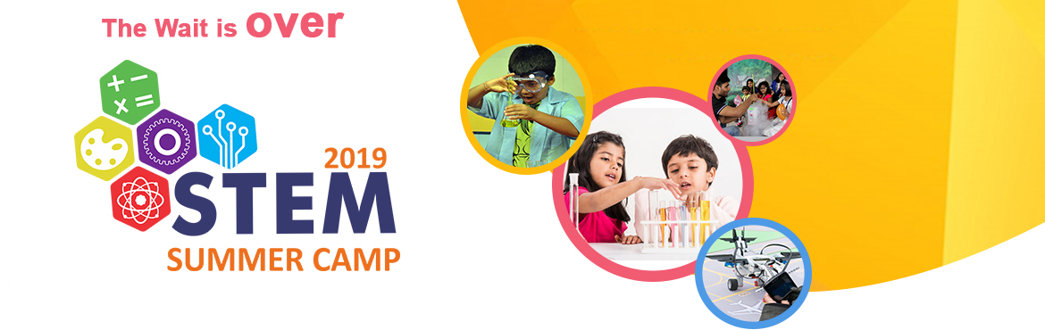Book Online Tickets for Summer Camp 2019 in Powai,Mumbai-Senior , Mumbai.  If you are looking for a ground-breaking STEM Science Summer Camp for your kids, this is it!!  ScienceUtsav have seen a burst of interest in STEM, a curriculum that integrates science, technology, engineering, and mathematics. ScienceUts