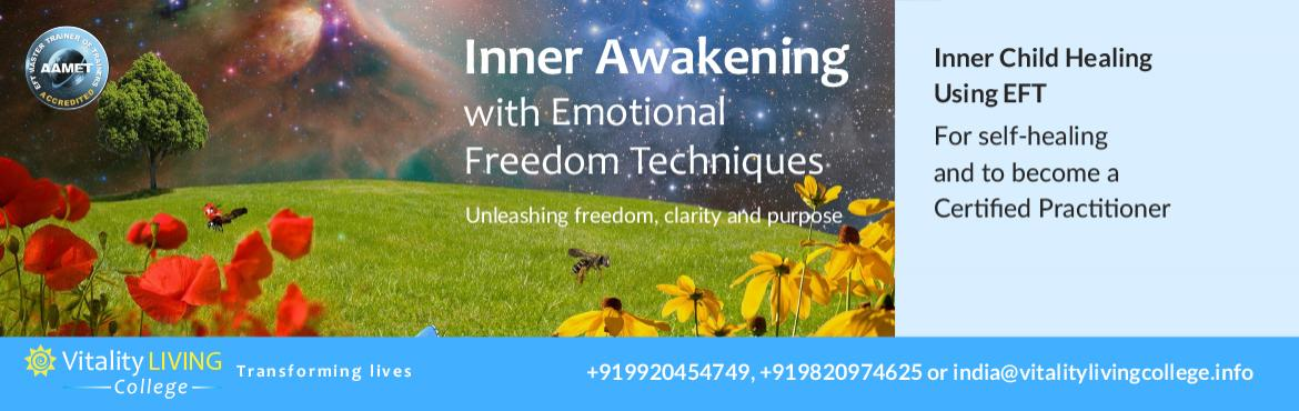 Book Online Tickets for Inner Awakening with Inner Child Matrix , Mumbai. The Inner Awakening Program for real and rapid change with Inner Child Matrix Practitioner Certification  Five days transformational training with Dr Rangana Rupavi Choudhuri (PhD) 18th - 22nd September (Wed-Sun), 9am - 6.30pm The