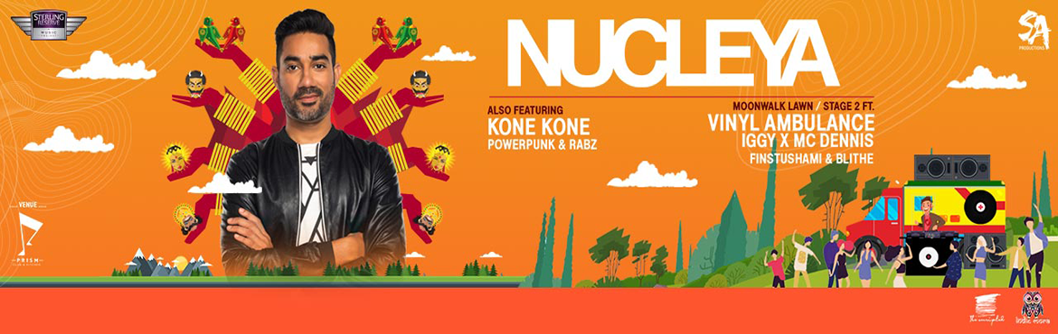 Book Online Tickets for Nucleya at Prism, Hyderabad. His sound you can recognise from a million miles away and his live performances are enthralling! Nucleya will get your body moving with his new songs blended with his all-time classics! Be there at the Prism Club and Kitchen, Hyderabad on 10th May 20