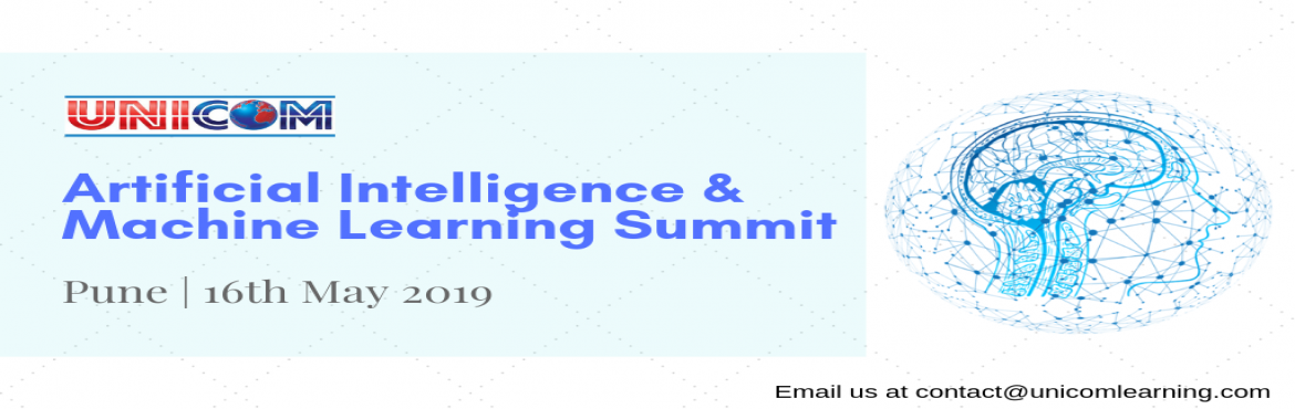 Artificial Intelligence and Machine Learning Summit 2019 - Pune |  MeraEvents com