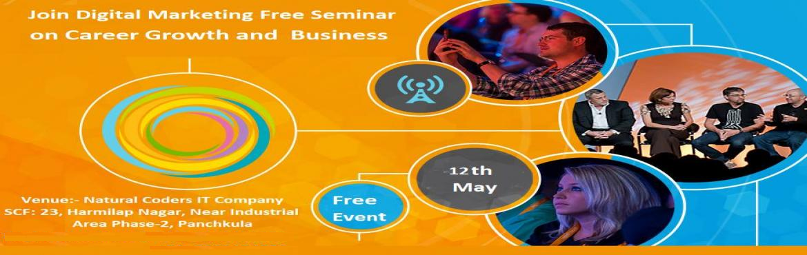 Book Online Tickets for Work and Earn From Online - Become a Dig, Panchkula. CAN I REALLY MAKE MONEY WORK FROM Online ?? If you have ever asked yourself that question, then this Event is for you. 2 Hours Free Digital Marketing Seminar by Digital Marketing Experts. We will teach you to earn money online from home by  1.)