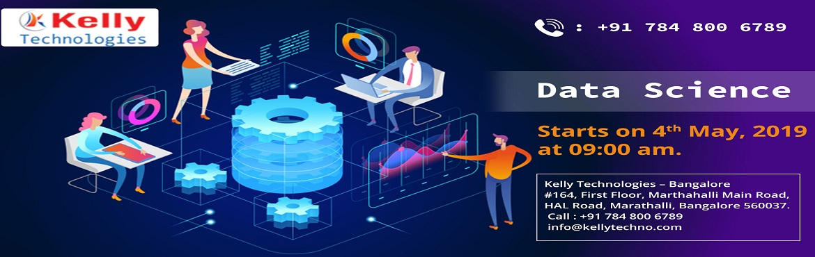 Data Science Training Bangalore-A Sneak Preview On Career In