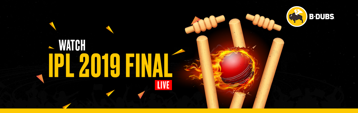 Book Online Tickets for IPL Finals Live Screening at B-Dubs @ Ga, Hyderabad. Missed your seats for the stadium? Don\'t worry we've got you covered with the best experience of the watching the Grand Finale on 120+ Screens with Surround sound and electric atmosphere with other die hard fans under one roof along with some